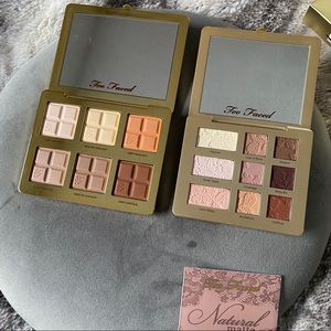 BRAND NEW Too Faced Natural Matte + Cocoa Contour